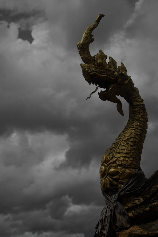 La colère du dragon, Laos