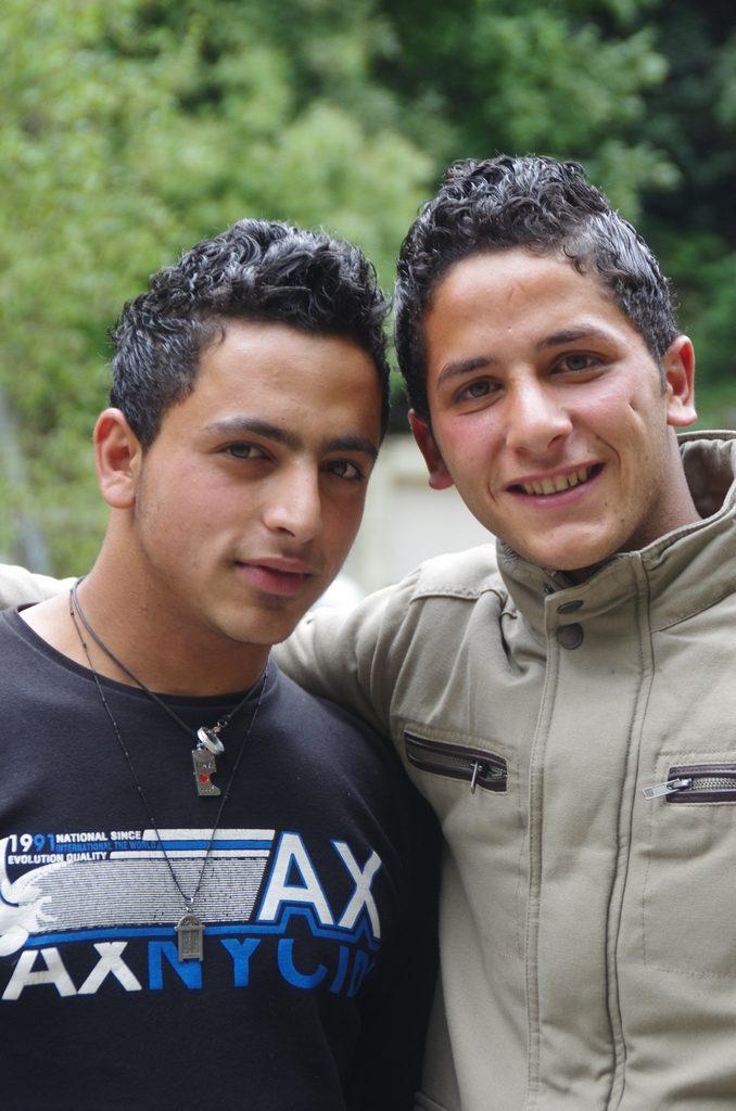 Jeunes libanais