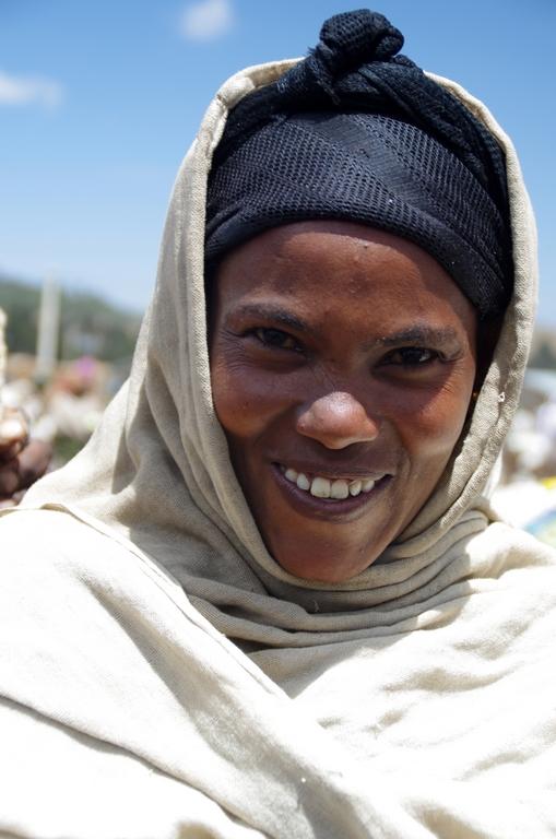 Les éthiopiens ont des très beaux sourires
