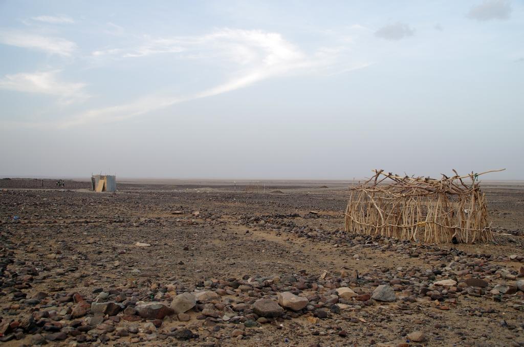 Ambiance de bout du monde à Ahmed Ela, la ville la plus chaude de la planète selon Lonely Planet