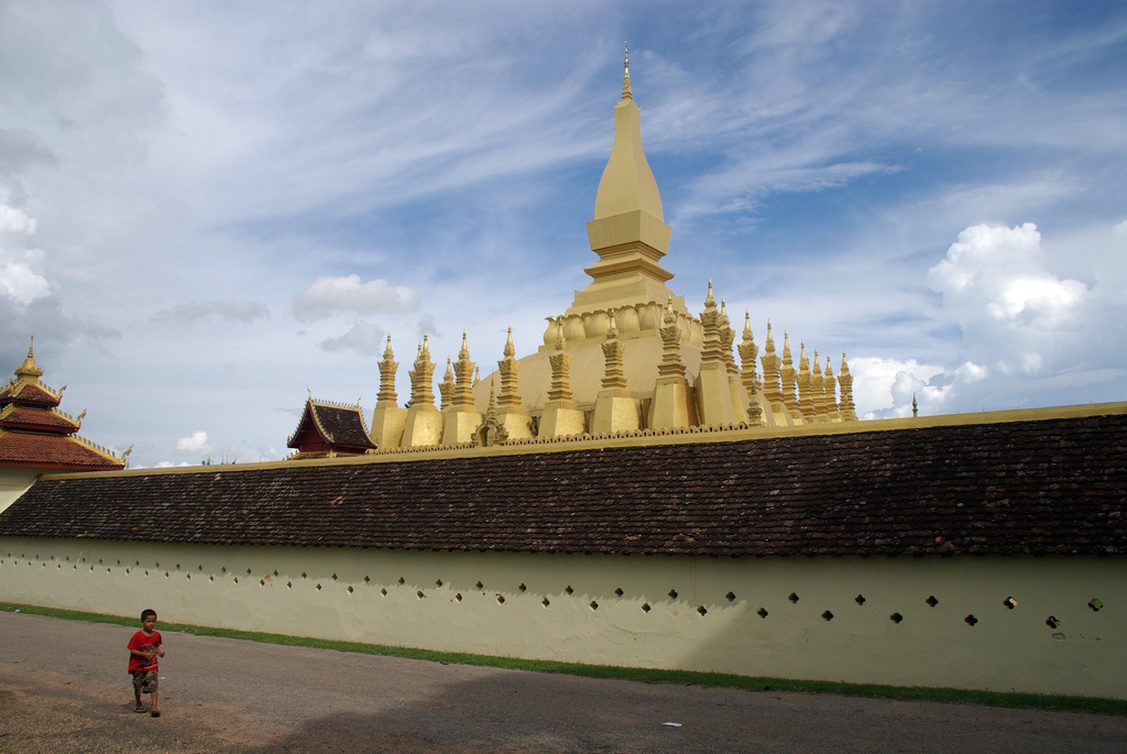 Palais royal, Vientiane, Laos