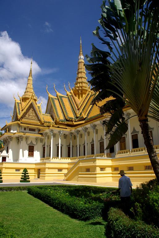 Palais royal, Phnom Phem
