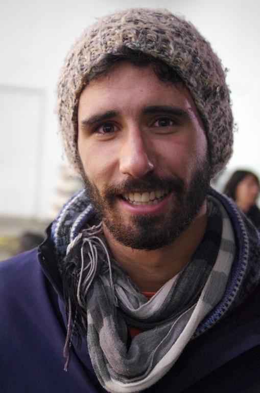 Portrait de voyageur - Chili