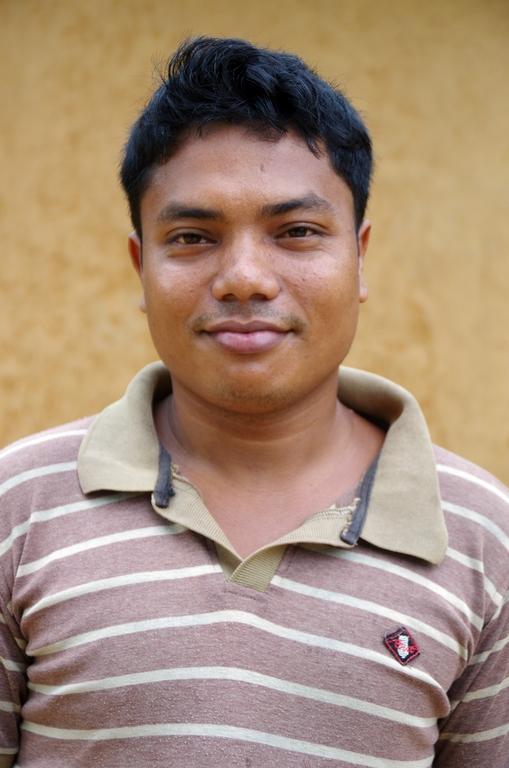 Chef d'un village catholique - Srimangal