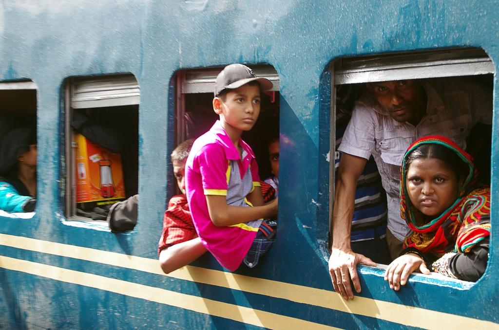 Les trains sont un mode de transport privilégié