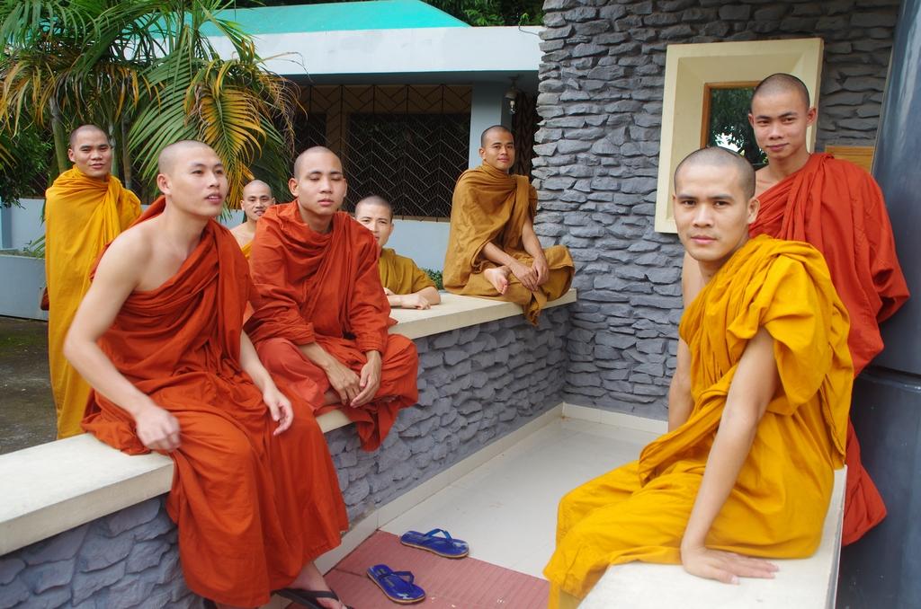 Temple boudhique - Rangamati