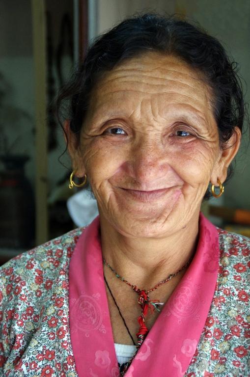 Réfugiée tibétaine depuis 35 ans - Pokhara