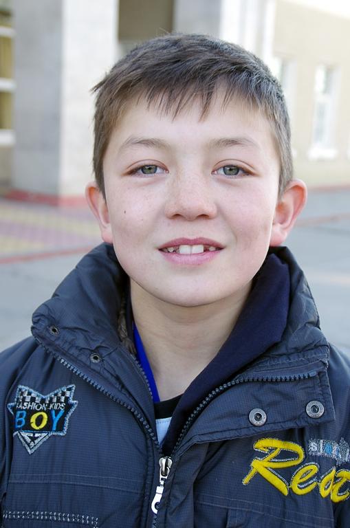 Jeune russe - Mongolie