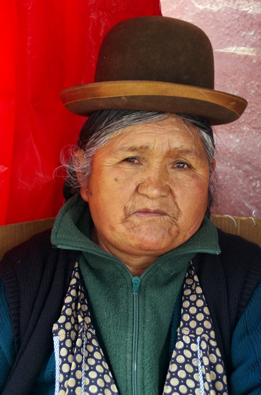 Orouro - Bolivie