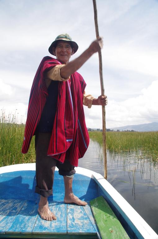 Abords du lac Titicaca - Bolivie