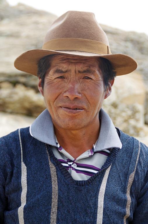Ile du Soleil - Bolivie