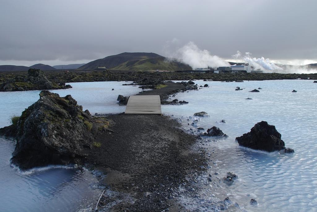 Blue Lagoon - Islande