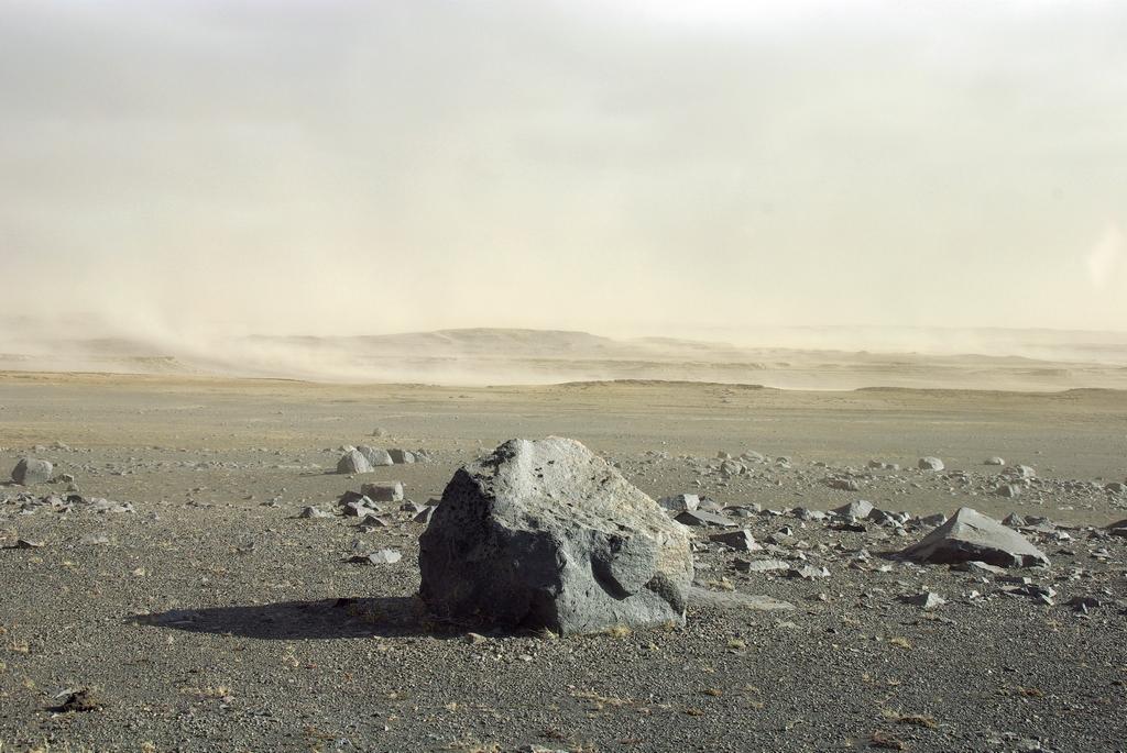 Désert de pierres - Islande