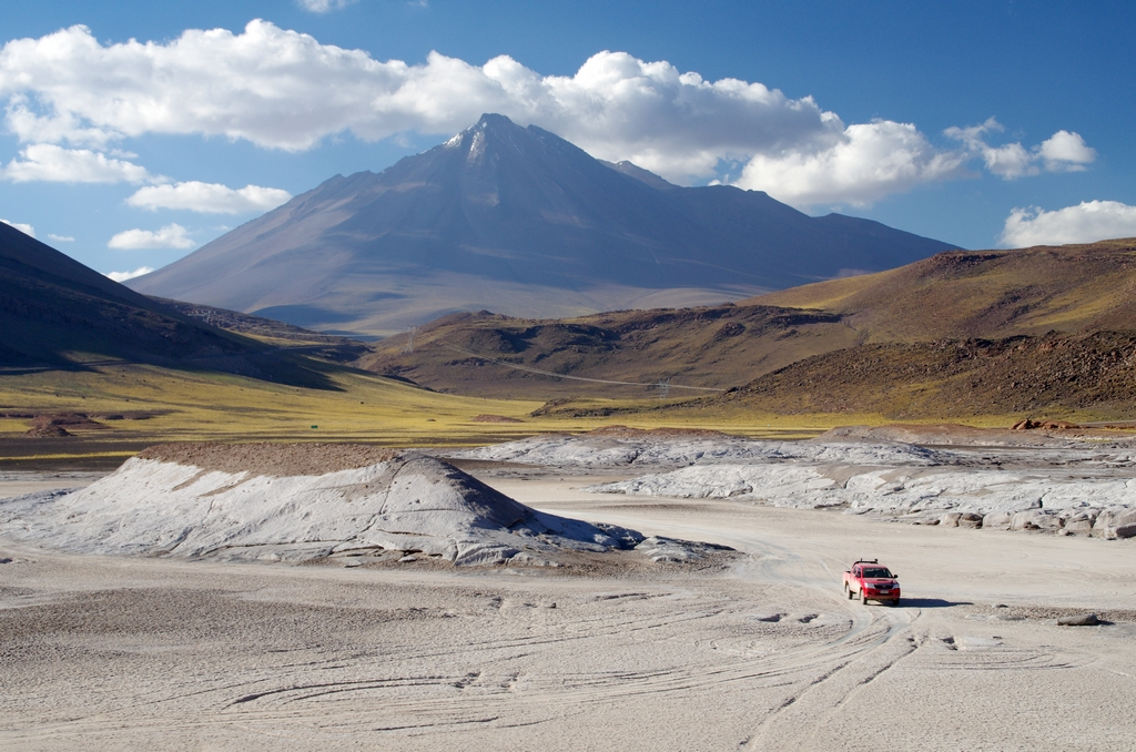 Environs du Salar de Talar - Chili