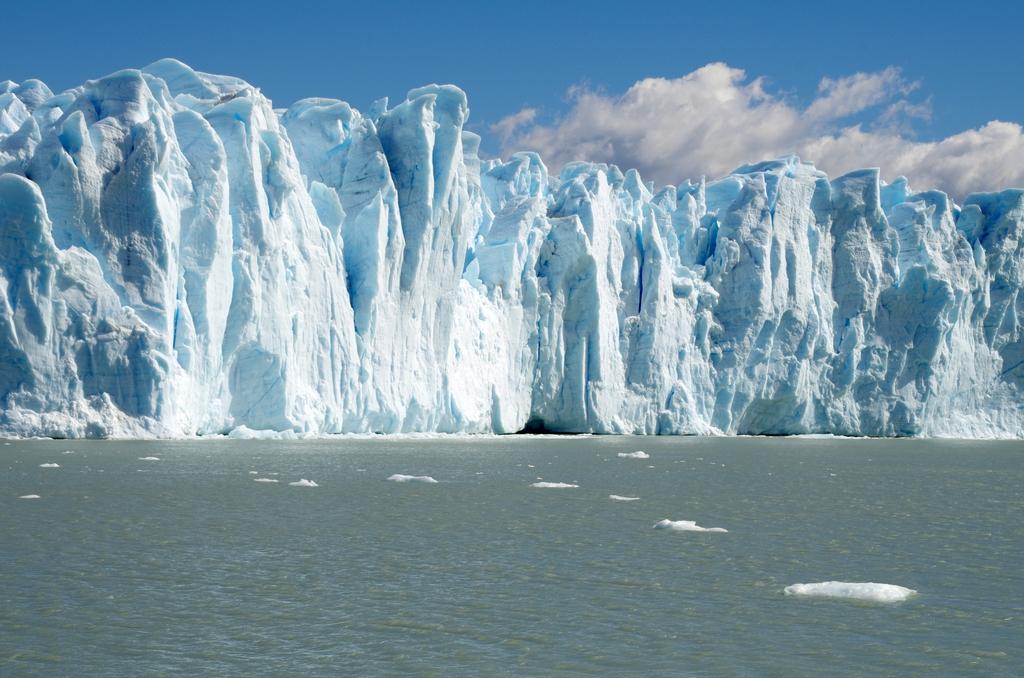 Perito Moreno, un des rares glaciers au monde à avancer - Argentine