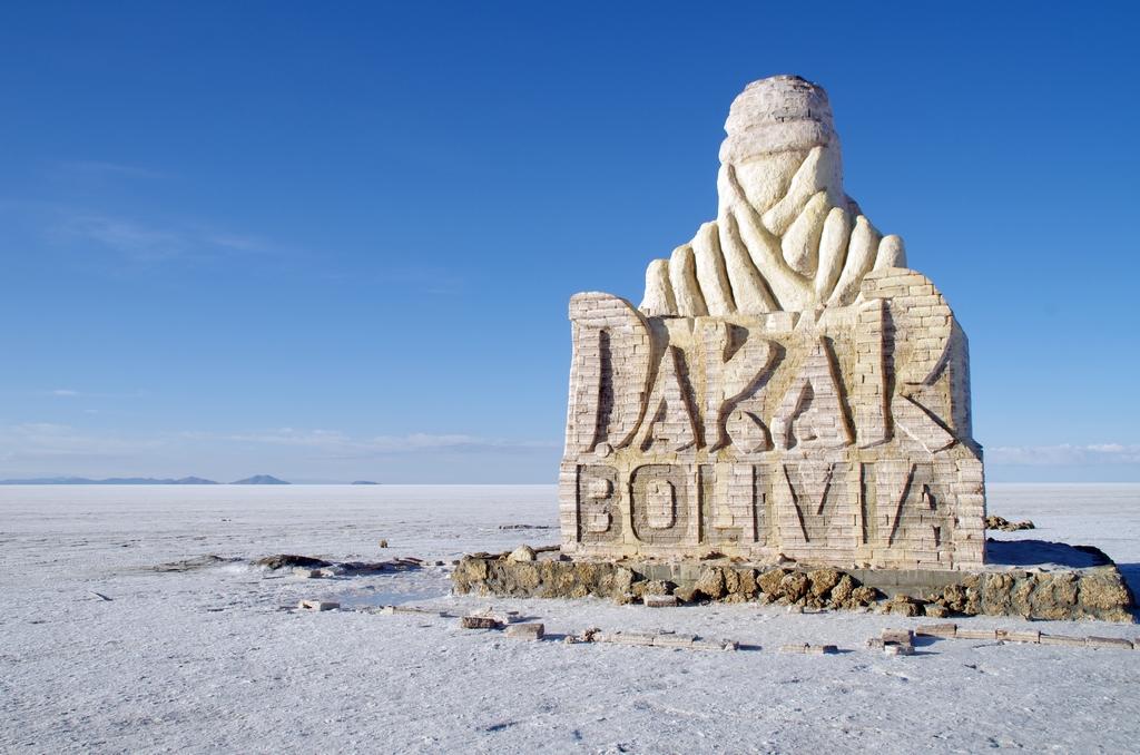 Salars d'Uyuni - Bolivie