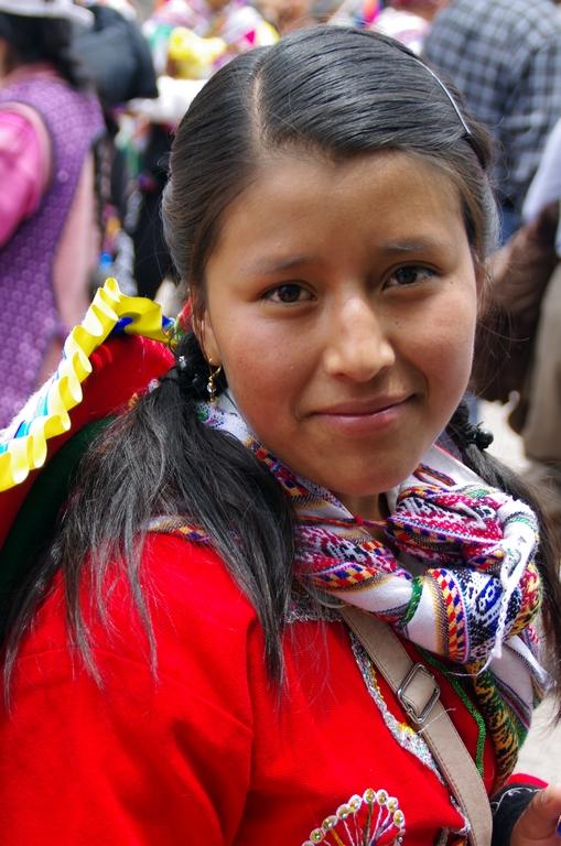 Manifestation pour le maintien d'une culture forte - Cuzco