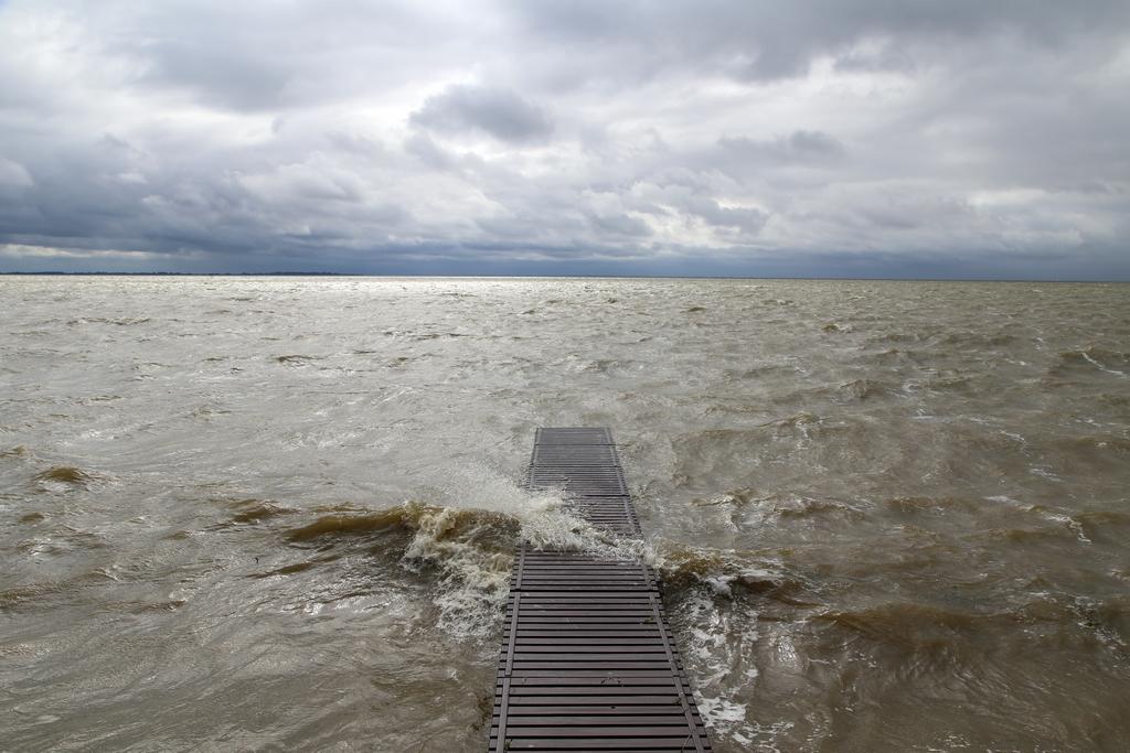 Bras de mer de Klaipeda - Estonie