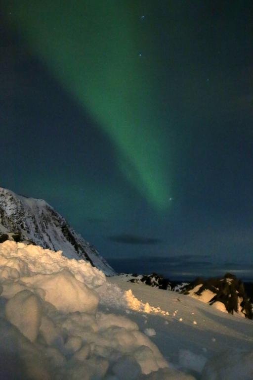 Aurore boréale - Laponie norvégienne