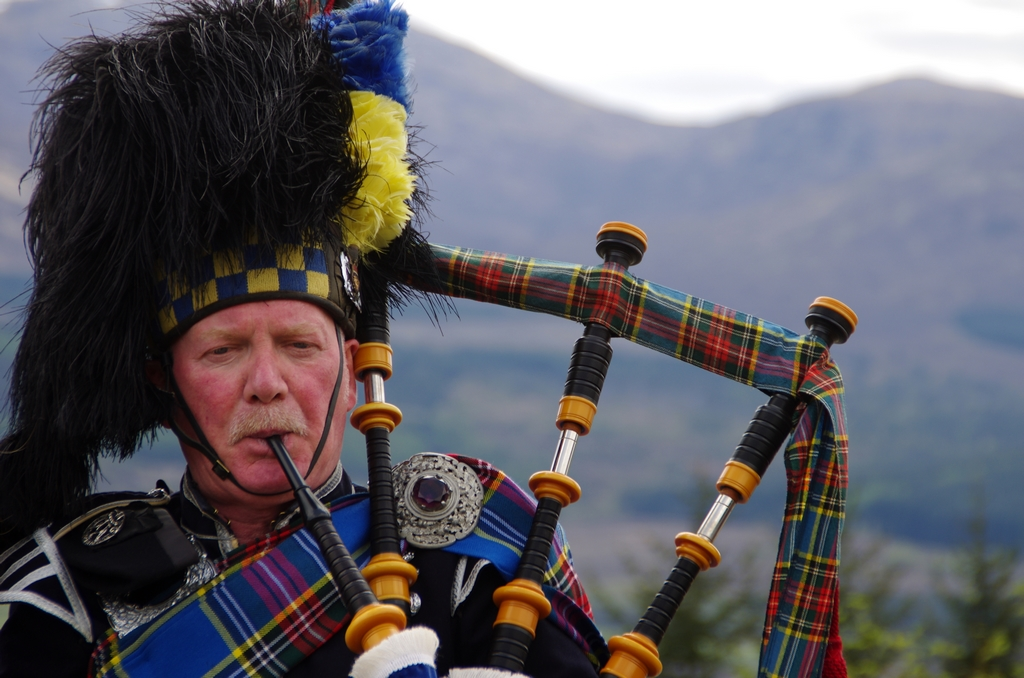 En direction de l'île de Skye - Ecosse