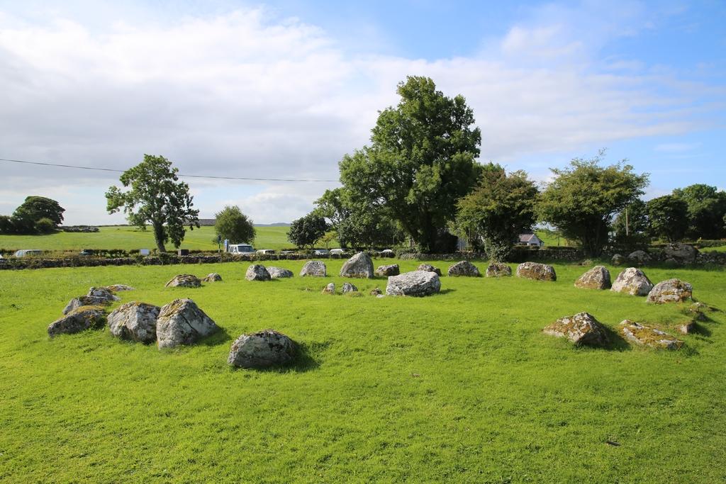 Cimetière mégalithique de Carrowmore - Irlande