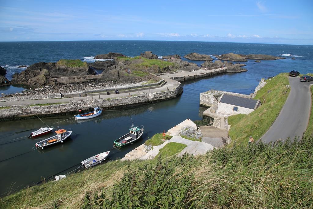 Côte d'Antrim - Irlande