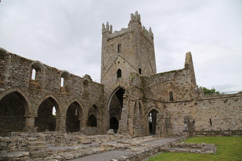 Abbaye de Jerpoint - Irlande