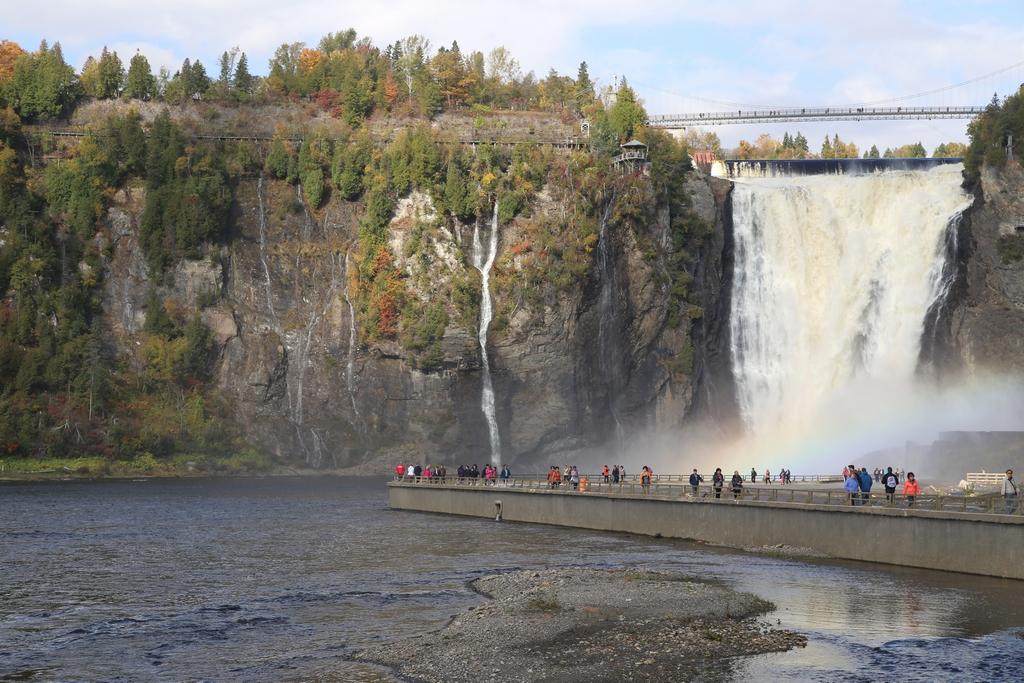 Parc de la chute Montmorency - Québec