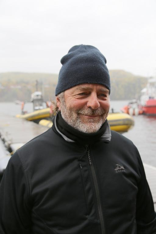 Pilote du bateau - Québec