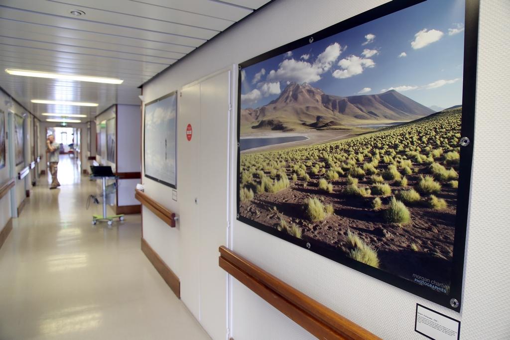 Exposition permanente : Hôpital de la Cavale Blanche, Brest