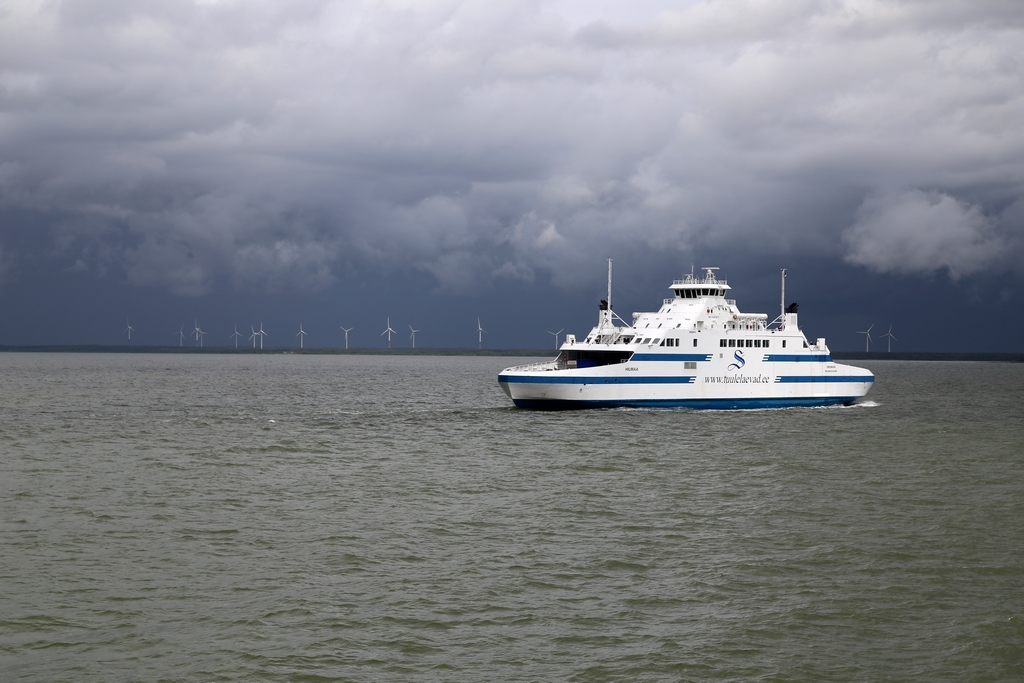 Ciel d'orage - Estonie
