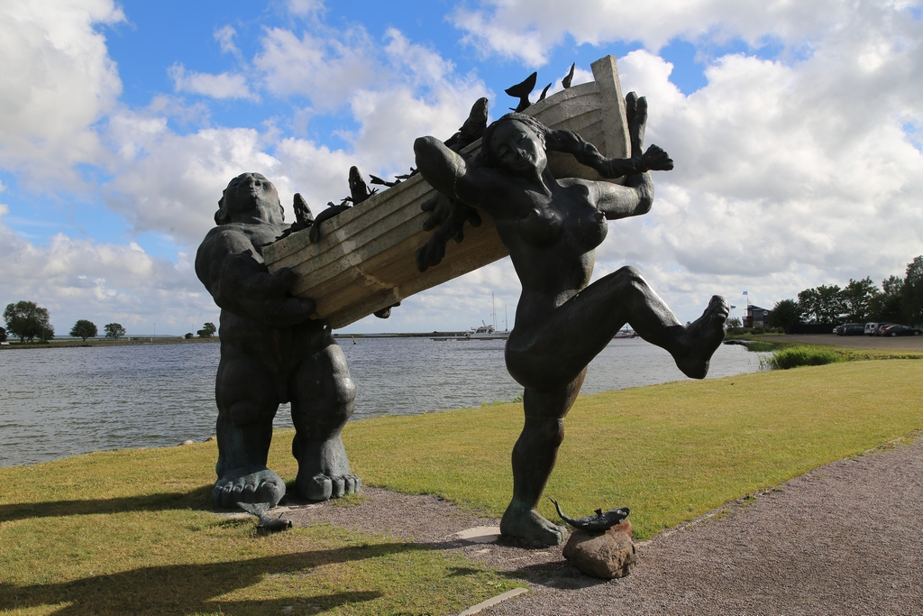 Les habitants de Saaremaa ont leurs propres divinités protectrices de l'île - Estonie