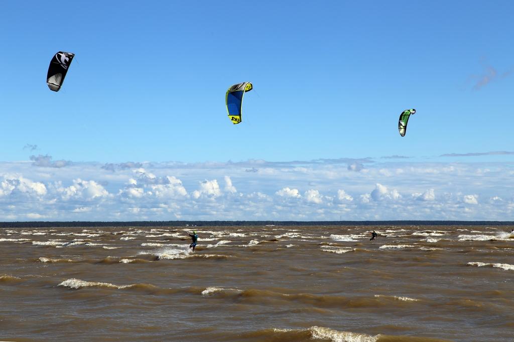 Les pays Baltes réservent de bons spots de kitesurf
