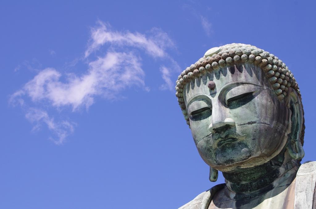 Daïbutsu, l'impressionnant grand Bouddha de Kamakura