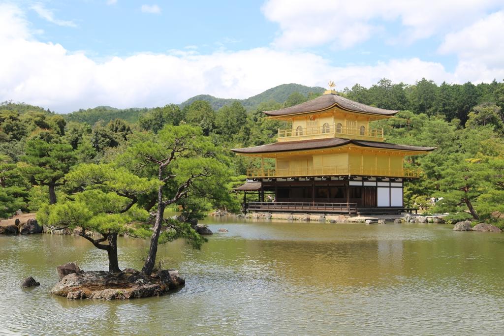 Palais d'or - Kyoto